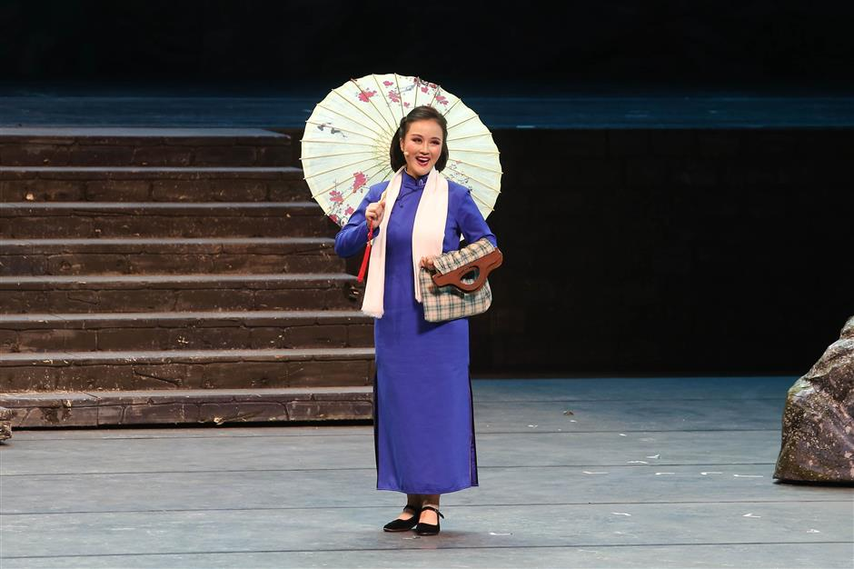 Patriotic performances celebrate 100 years of CPC