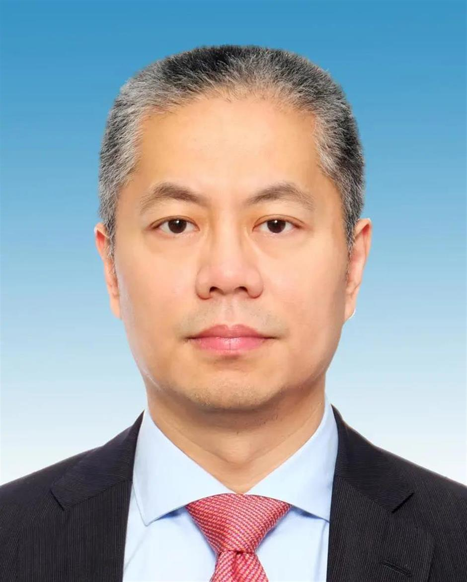 Former COSCO executive appointed vice mayor of city