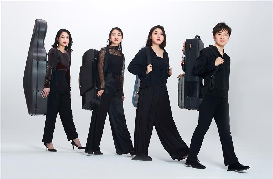 Female quartet capture spirit of Shanghai