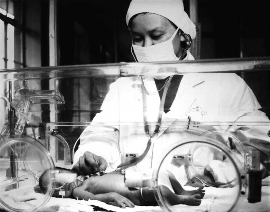 Cradle of Shanghai était autrefois un pionnier de la médecine occidentale et de la médecine traditionnelle chinoise