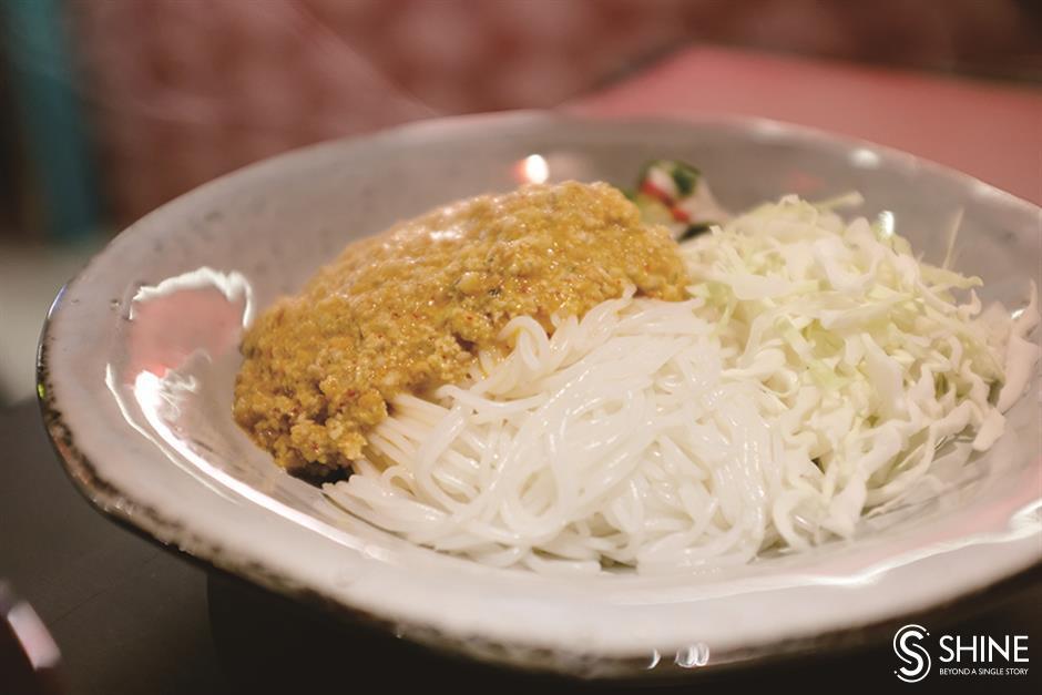 Savoring the authentic taste of Thai curry