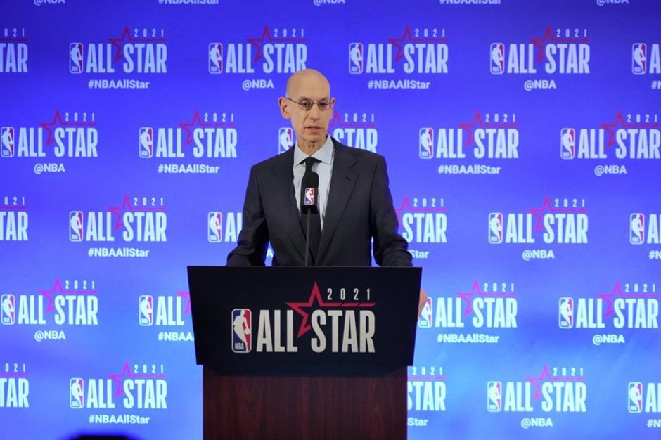 No plans to change iconic NBA logo: Silver