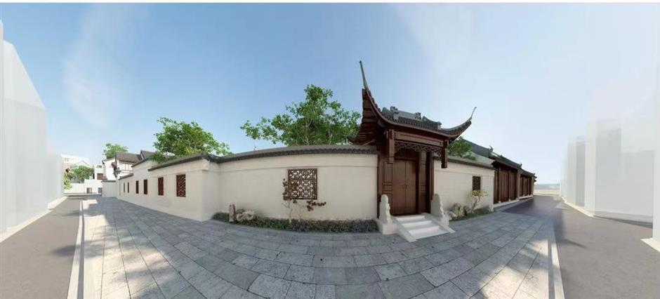 Confucian temple to receive major face-lift