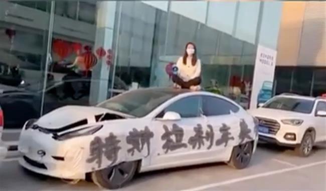 Tesla responds to buyers brakes failure claim