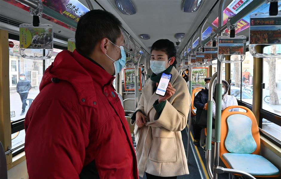 QR codes, health passports: Chinas tech arsenal against pandemic