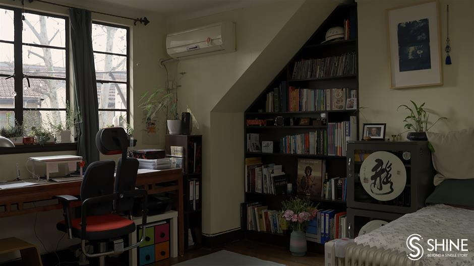 Living like a local: the German artist and her century-old traditional Shanghai home