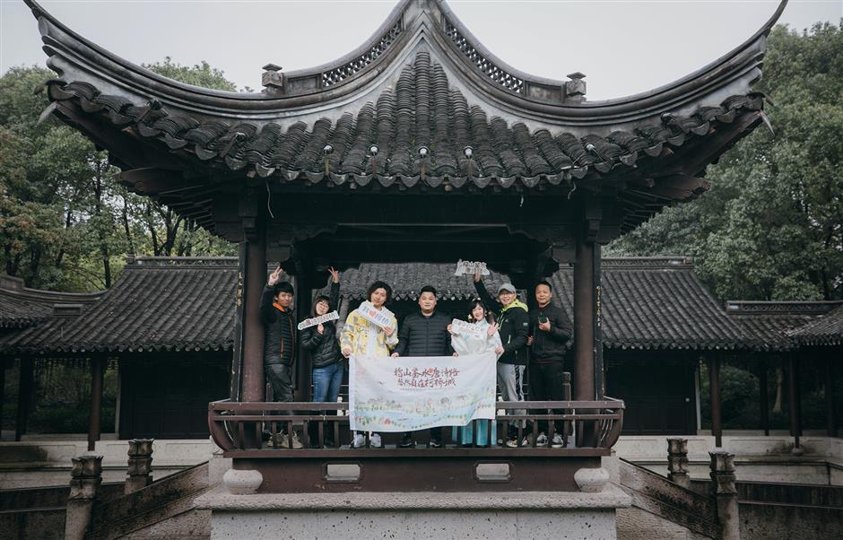 Cultural renaissance taking shape in Shaoxing