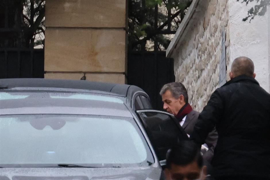 Disgraced Sarkozy faces  court again over graft
