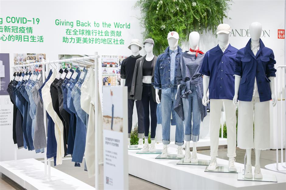 Uniqlo launches sustainable LifeWear collection