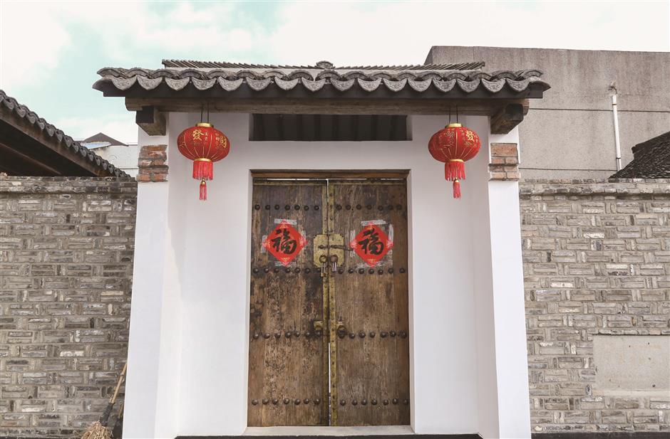 Restored admiration for Zhu family in Songjiang