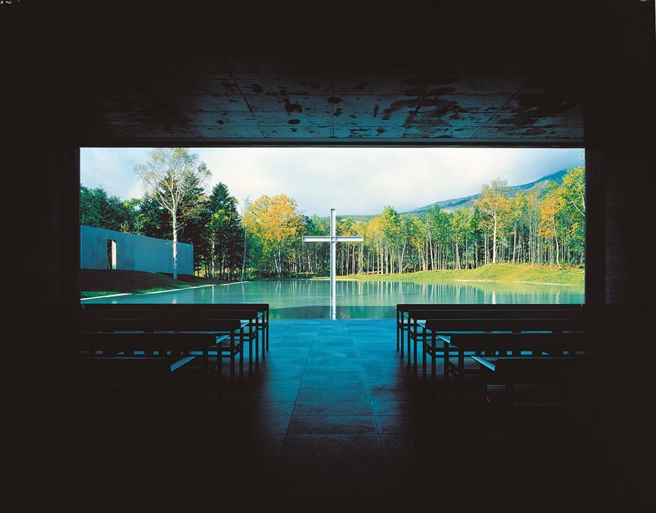 Tadao Ando goes beyond art