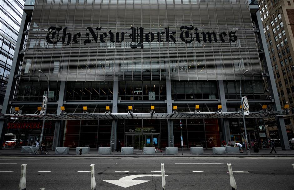 After the Trump bump, media audiences slide
