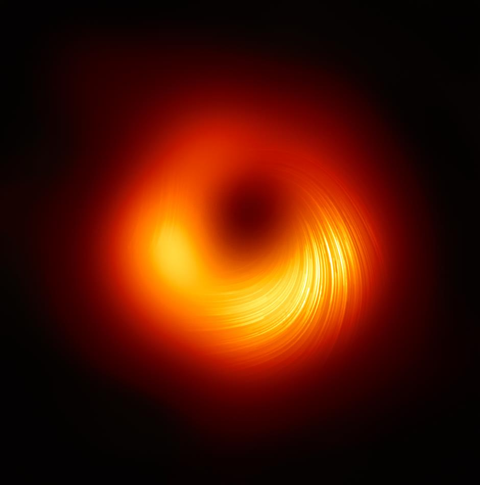 New details of massive black hole emerge