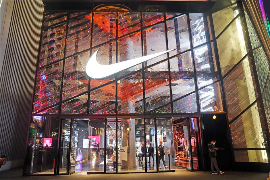 Chinese artists ditch Nike over Xinjiang controversy