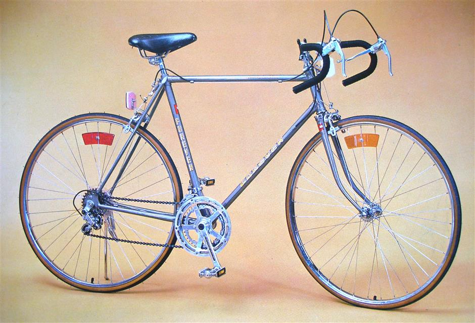 The Forever bike that ruled the streets of Shanghai