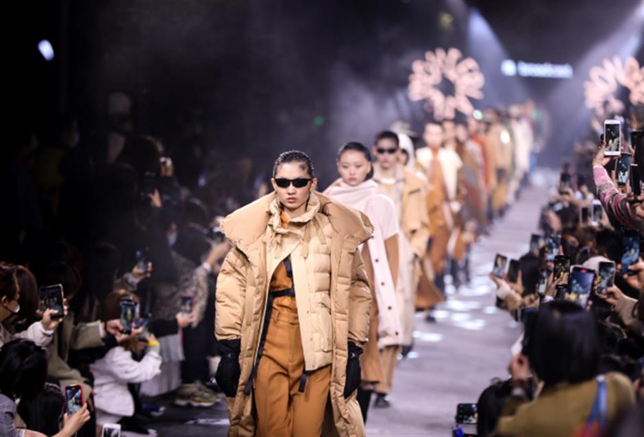 Fashion party thrown to promote living free lifestyle