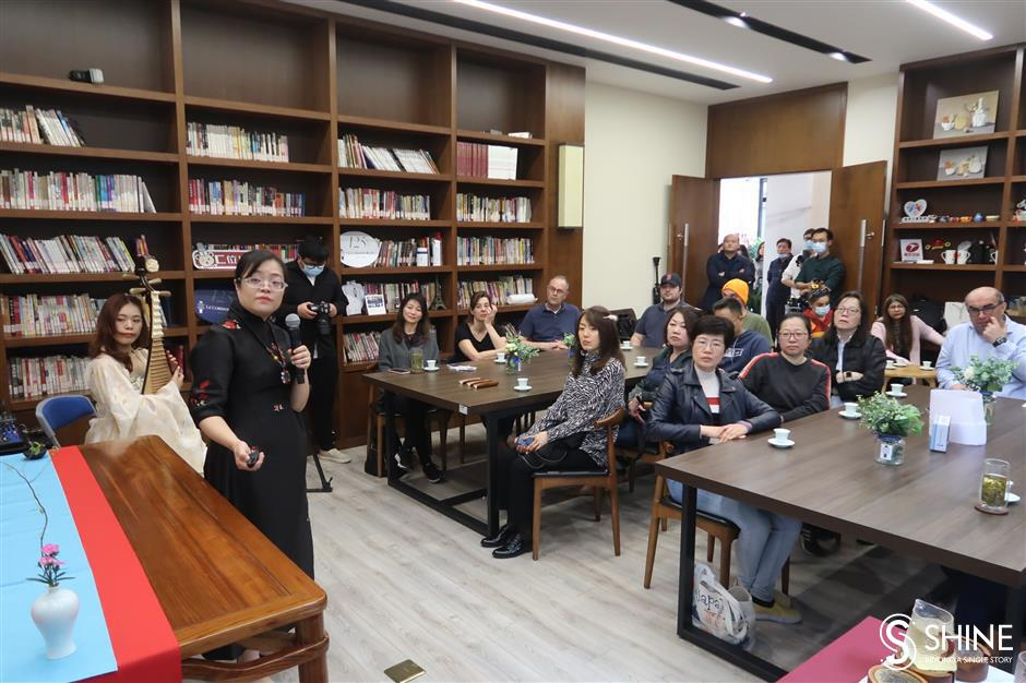 Chinese herbs and Le Cordon Bleu unite communities