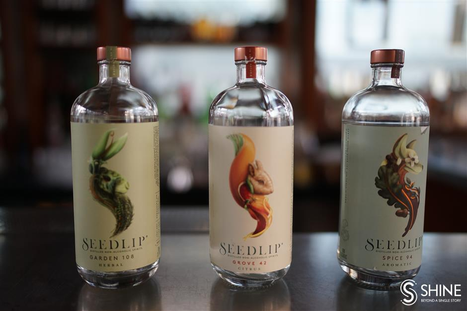 Lets drink to innovative spirit: searching for an alcohol alternative
