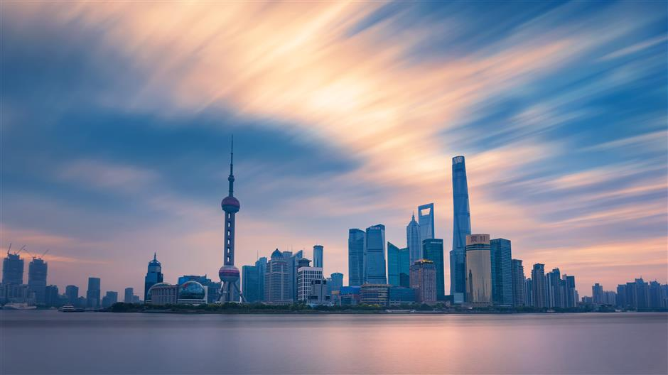 Shanghai best environment in China for SMEs