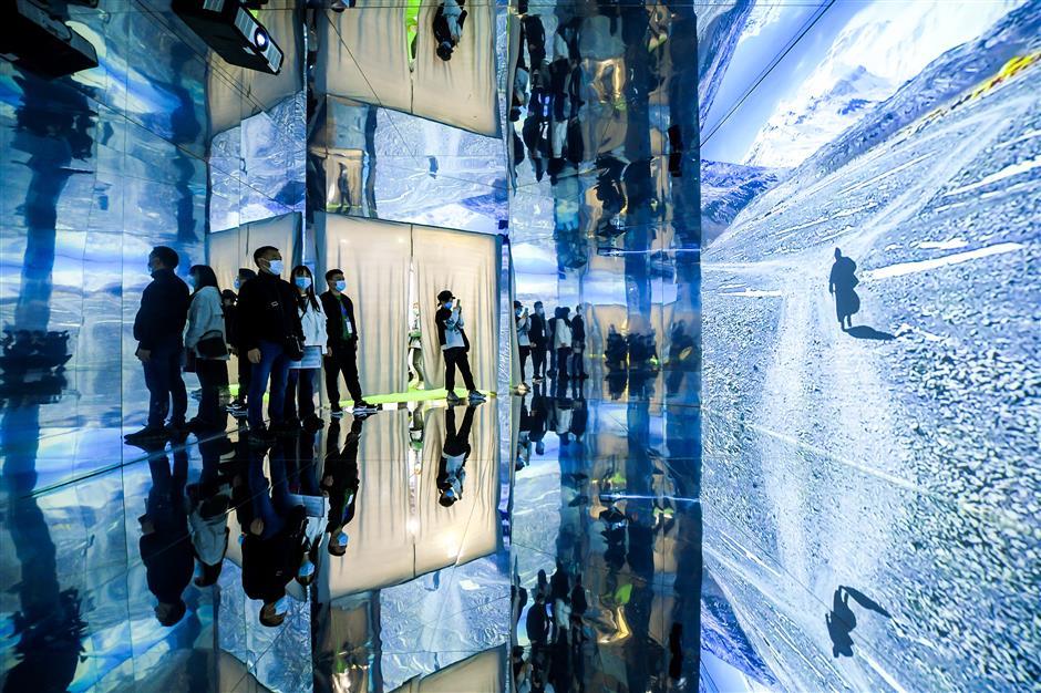 Exhibition highlights Chinas scenic splendor