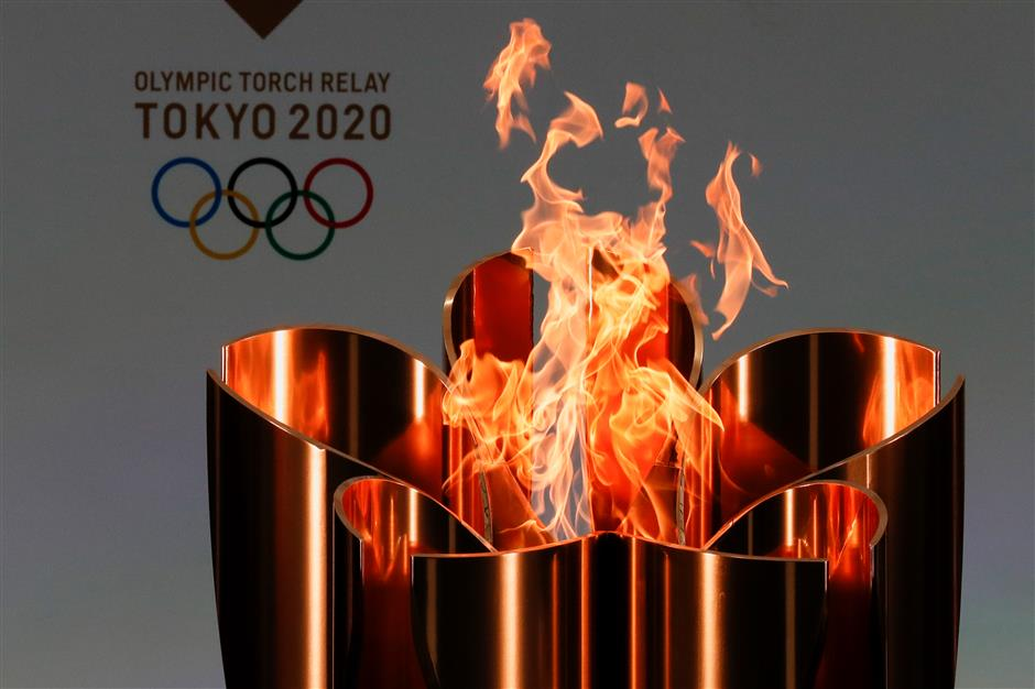 Tokyo 2020 organizers remain cautious on Osaka torch relay