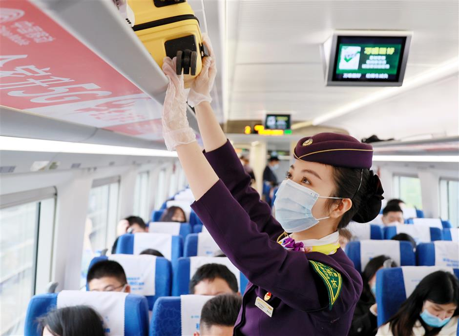 All aboard for the three-day Qingming Festival holiday