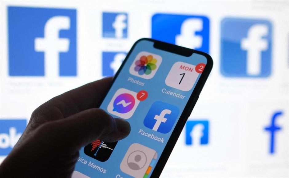 Data from 500m Facebook accounts posted online: reports