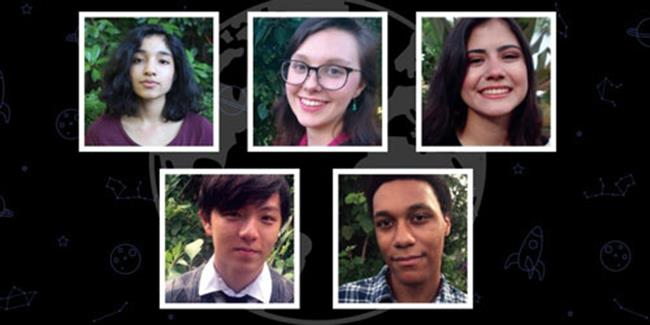 The Global Search for Education: National Youth Poets Respond to a World Facing Unprecedented Challenges