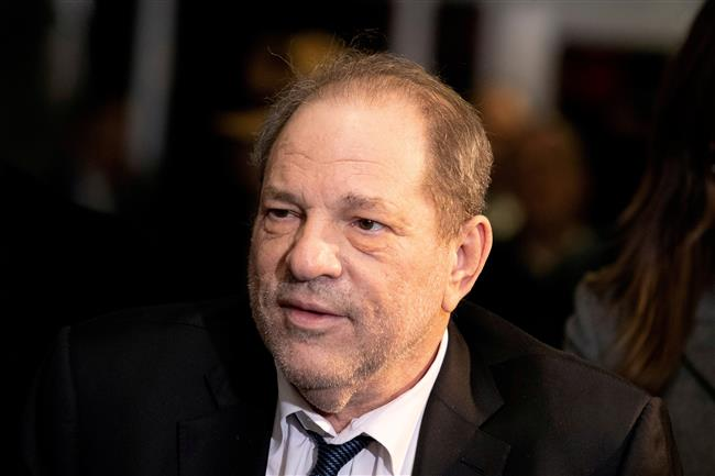 Weinstein appeals conviction over sex crimes in NY court