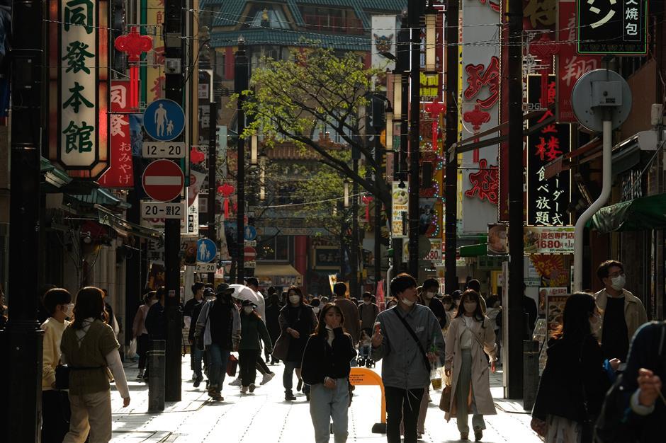 Japan looks to hike 2030 emissions cut target