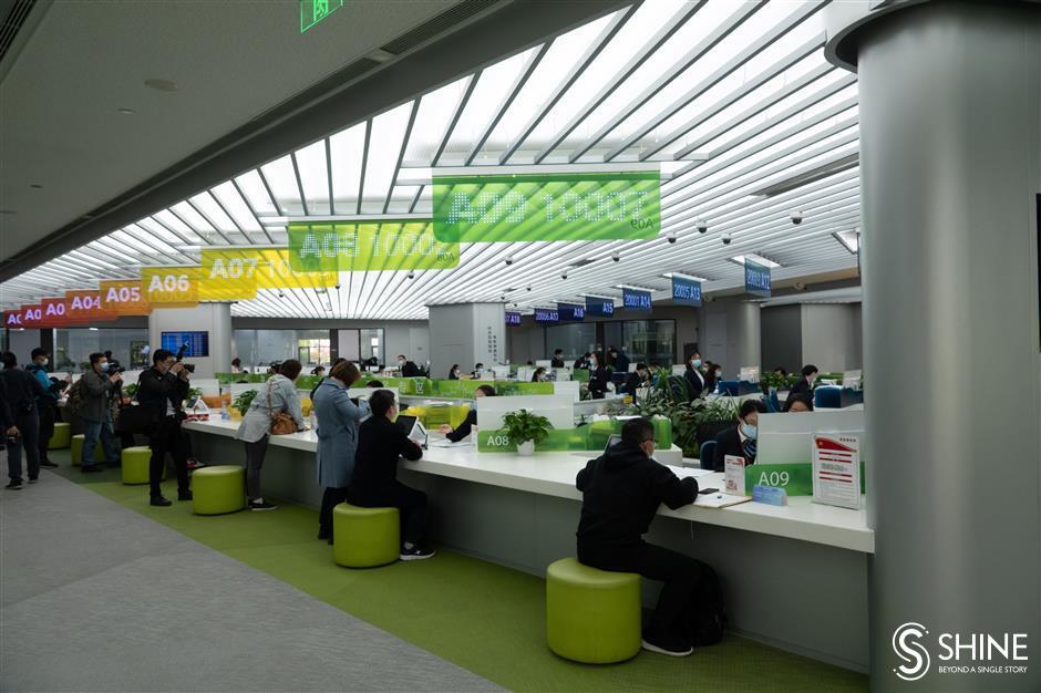 Xuhui more efficient thanks to smart urban management network