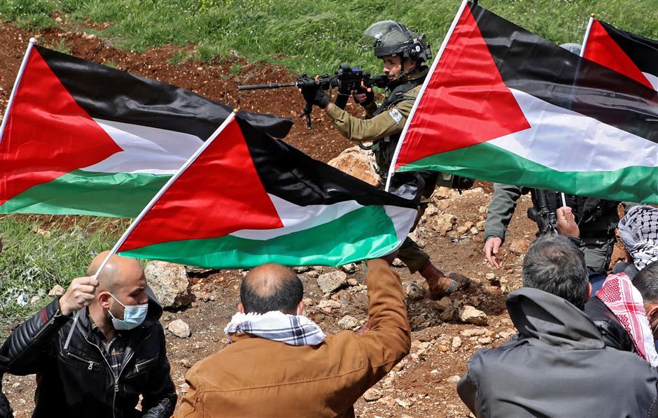 Biden restores aid package for Palestinians