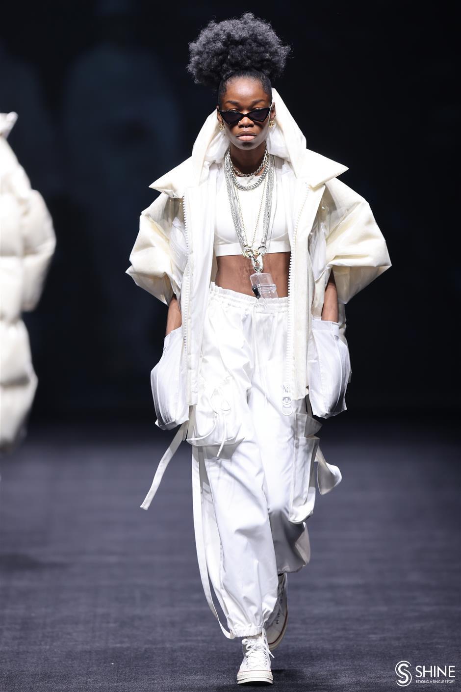 Shanghai Fashion Week becomes industry pioneer