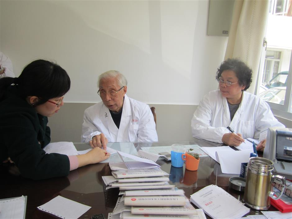 TCM therapy that has a generational touch