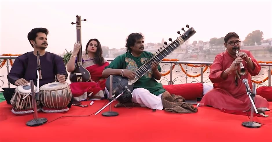 The timelessness of Varanasis music comes alive in documentary