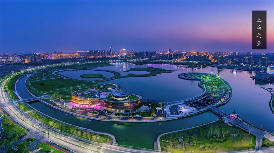 Fengxian outlines ambitious new city plans