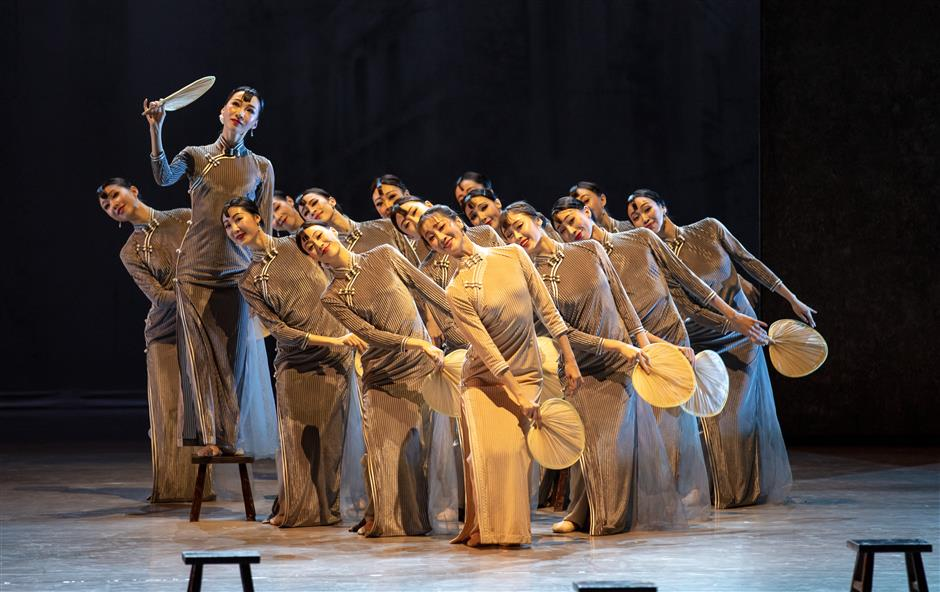 Dancers delve deep into their roles as revolutionary heroes