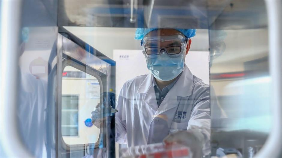 China approves new COVID-19 vaccine for clinical trials