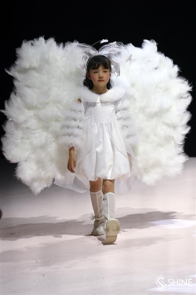 Latest kidswear fashion unveiled in dynamic runway show