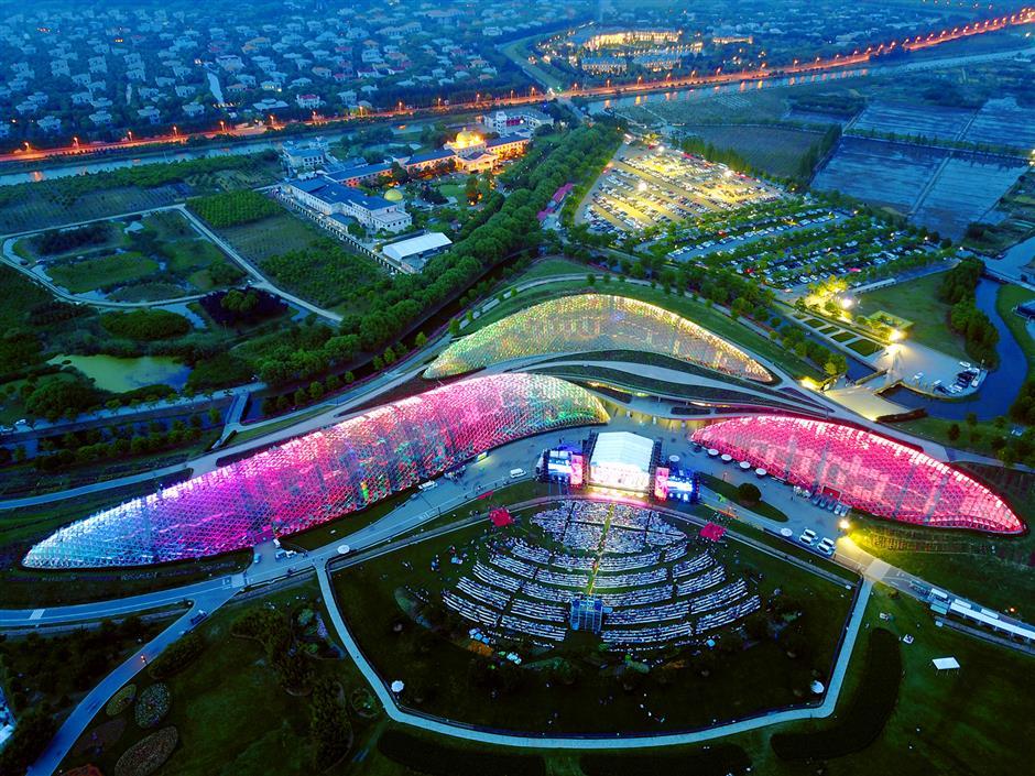 Songjiang eyes major digital transformation of culture, tourism