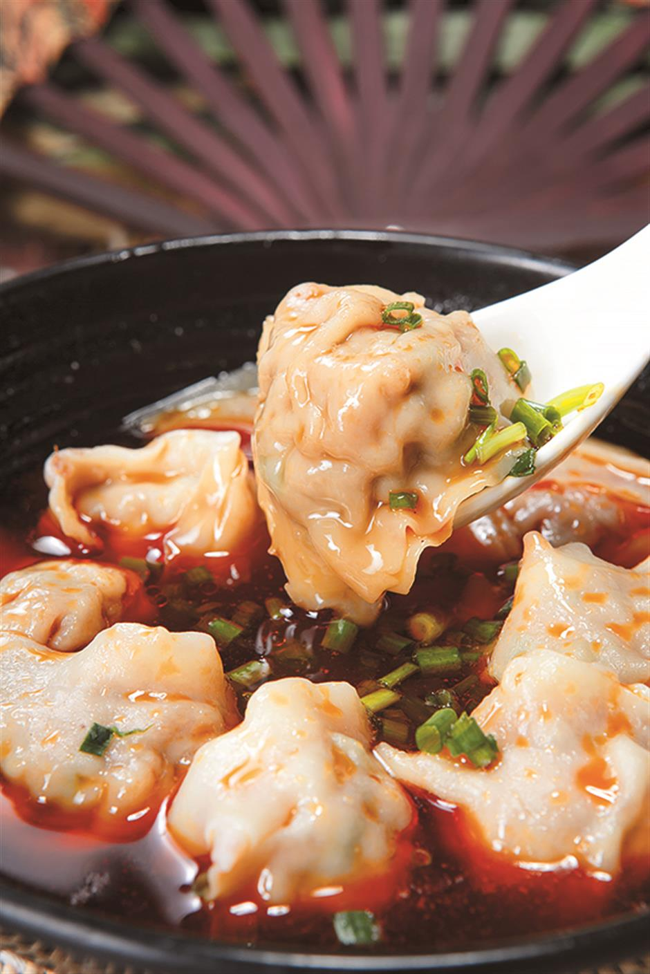 Dumplings in all shapes and sizes: texture and taste wrapped together