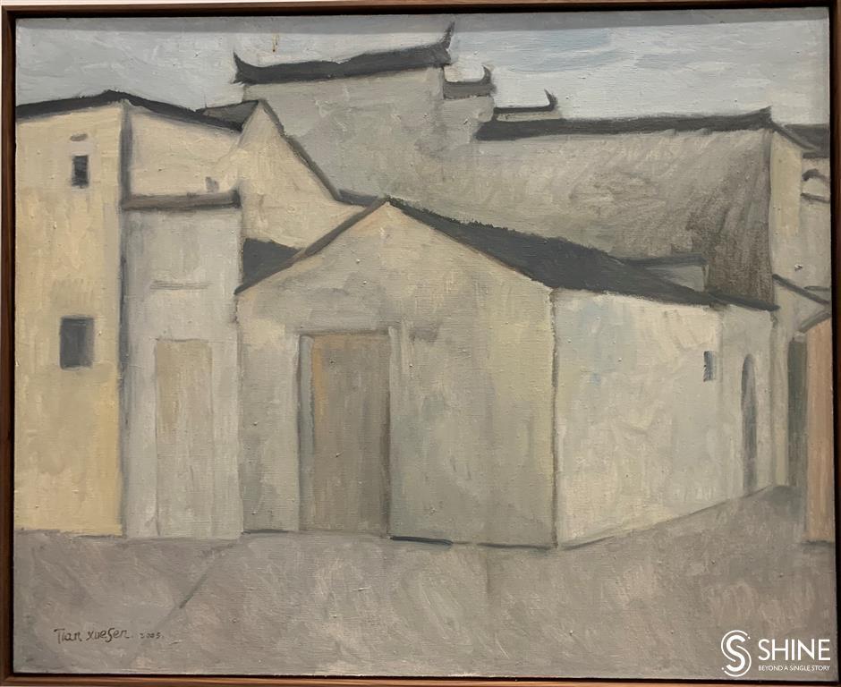Hermit artist shares his quiet fervency