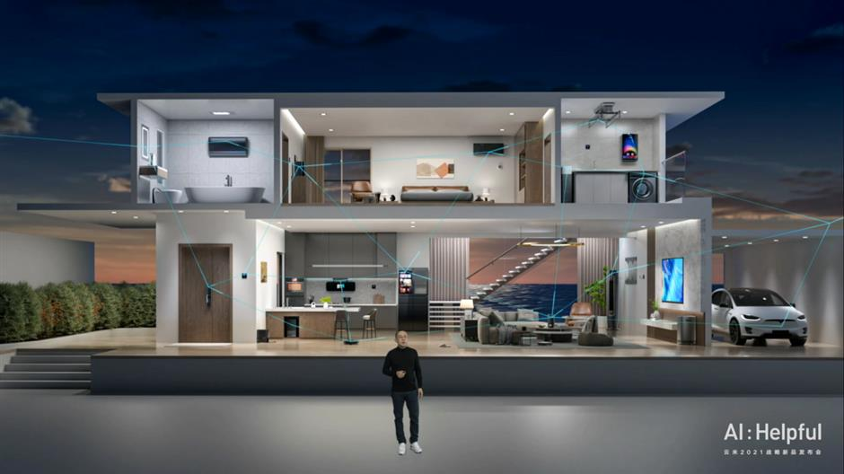 Tech firms expand into smart home sector