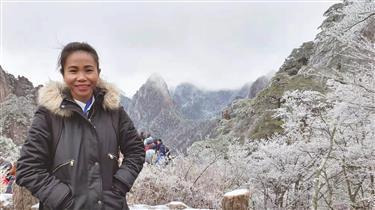A Lao students views on Sino-Laos friendship