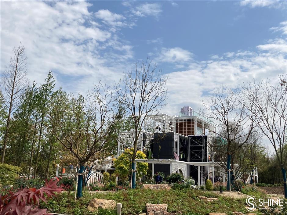 Chongmingsflower expo prepares to bloom