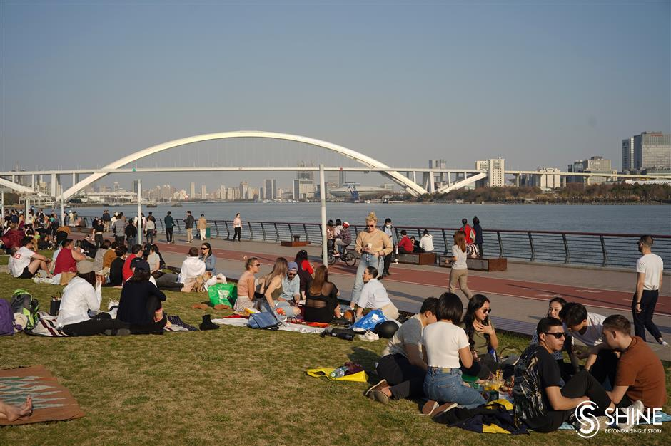 Xuhuiseason to boost tourism and commerce