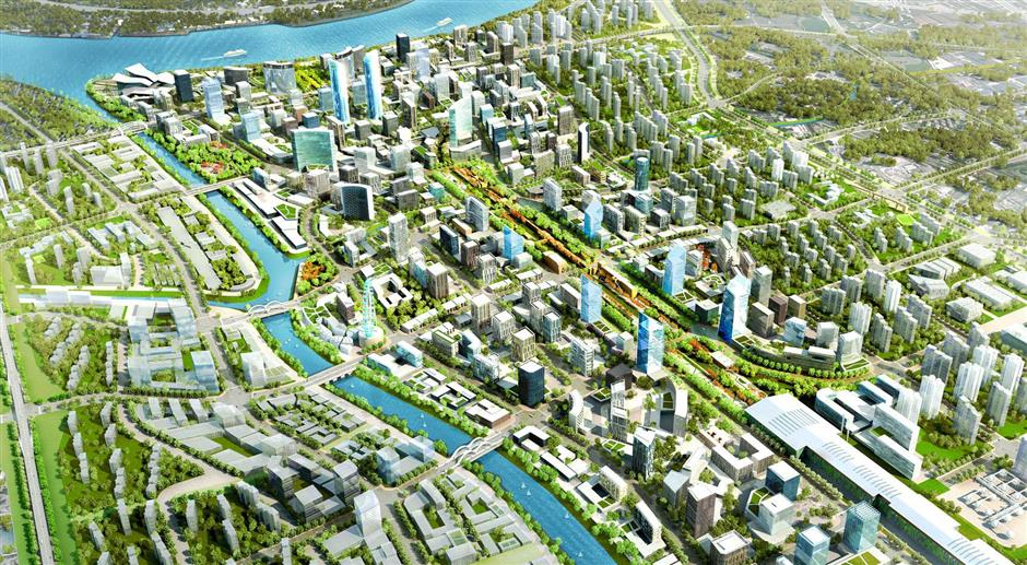 Global designs solicited for Wusong Smart City