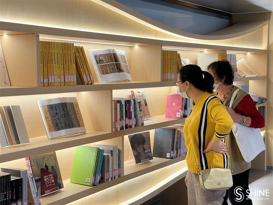 New Putuo reading space supplements local libraries