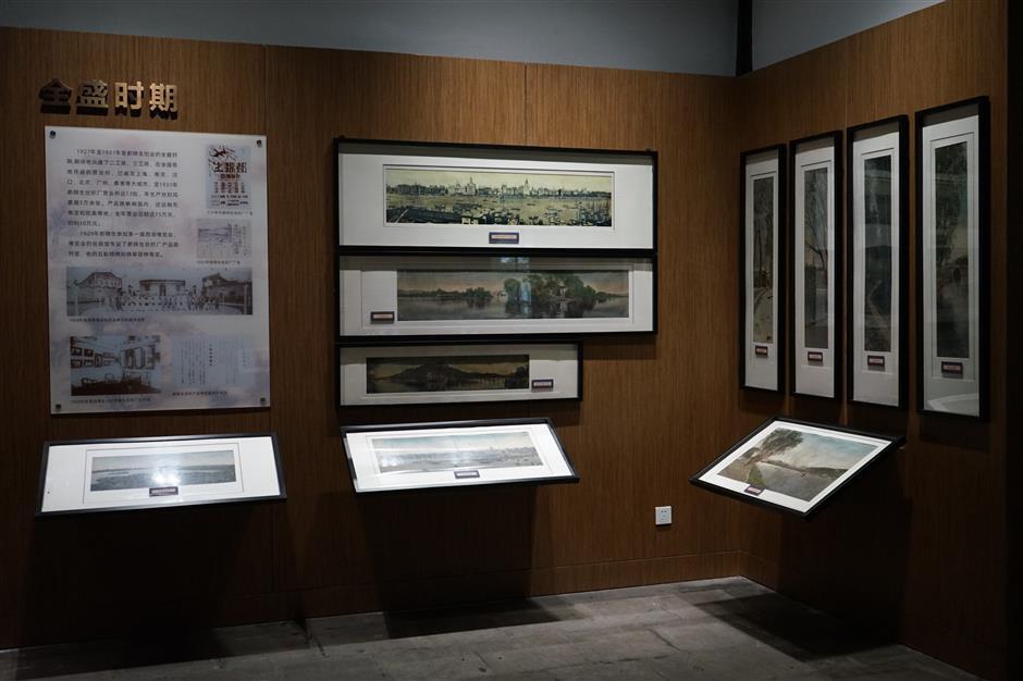 West Lake inspires 100 years of Du Jinsheng silk