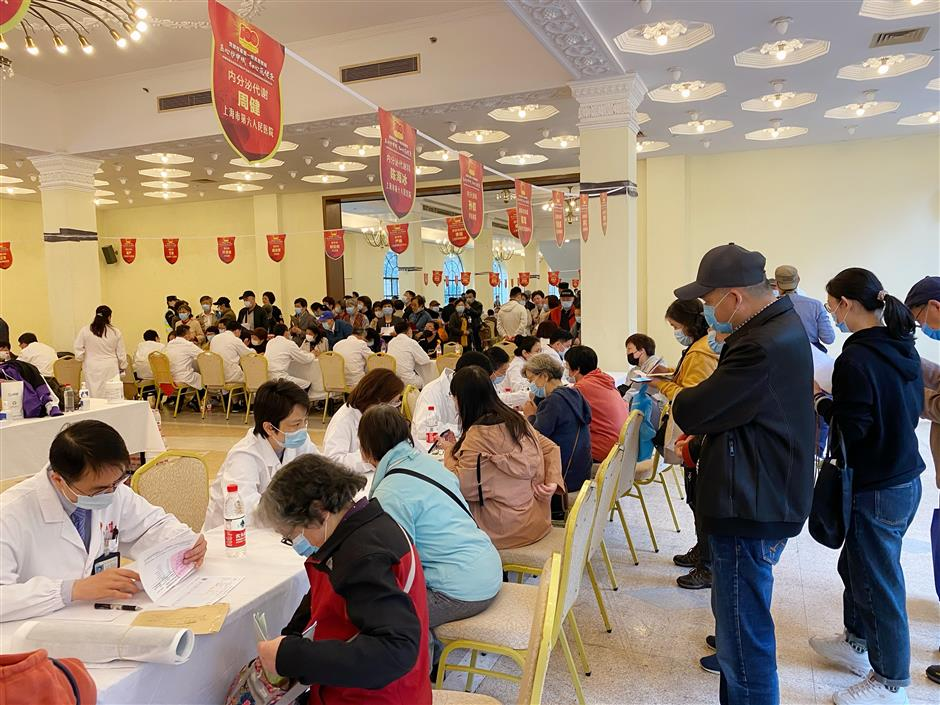 CPC anniversary marked with free medical consultations